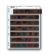 35-7B 35mm Negative Pages (Pack of 100) Image 0