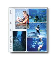 Print File 35-10P Photo Pages (25 Pack)