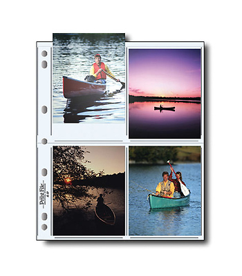 45-8P Photo Pages (25 Pack) Image 0