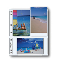 46-6P Photo Pages (100 pack) Image 0