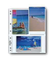 Print File 46-6P Photo Pages (100 pack)