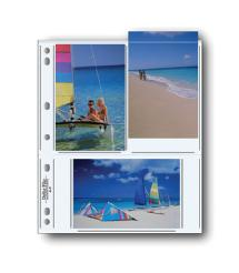 Print File 46-6P Photo Pages (25 Pack)