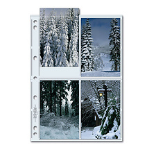 46-8G 4x6in. Photo Pages (25 Pack) Image 0