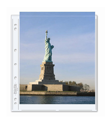 811-2P 8.5x11 in. Photo Pages (25 pack) Image 0
