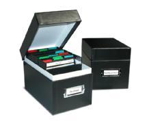 Print File CD80 Archival CD Portfolio Box