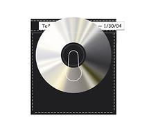 Print File CDS-2 - CD Sleeve (Package of 25)