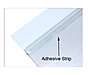 Print File BOPP811 - 8.5x11 in. Clear Bags (Pack of 100)