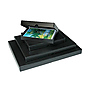 16x20 Clamshell Metal Edge Box - Black