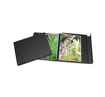 Print File 11 x 14in. Portrait Formatted Magna Album - Black