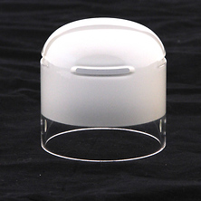 Frosted Glass Protection Dome for Pro 7 Head, UV Coated Image 0