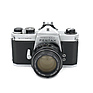 Spotmatic 35mm Film Camera w/50mm f/1.4 Lens Chrome - Pre-Owned