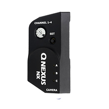 Qnexus TTL Wireless Adapter for Qflash 5d-r and Canon/Nikon Image 0