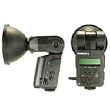 Quantum Instruments Qflash T5d-R Portable Digital Flash