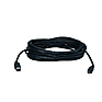 10ft. Firewire IEEE 1394 4Pin to 6Pin Black Cable