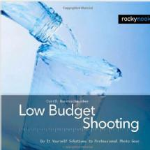 Ingram Low Budget Shooting, Solutions to Professional Photo Gear