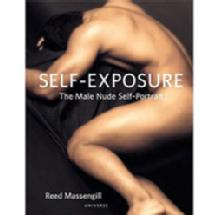 Rizzoli Self-Exposure : The Male Nude Self-Portrait (Hardcover)