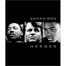 Rizzoli Schapiro's Heroes by Steve Schapiro