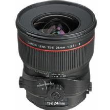 Canon TS-E 24mm f/3.5L II Tilt-Shift Manual Focus Lens for EOS Cameras