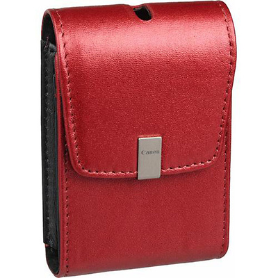 PSC-1050 Leather Case (Red) Image 0