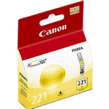 Canon CLI-221 Yellow Ink Tank