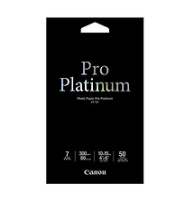 Canon Photo Paper Pro Platinum, 4x6