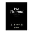 Photo Paper Pro Platinum, 8.5x11in., 20 Sheets