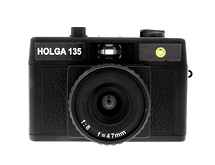 Holga 135 35mm Plastic Camera