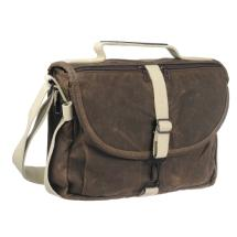 Domke F-803 Waxwear Camera Satchel Shoulder Bag (Brown)