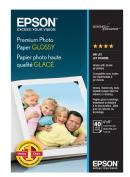 Epson | Premium Glossy Photo Paper 4x6in. (A6) - 40 Sheets | S041808