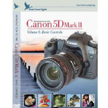 Blue Crane Digital Introduction to the Canon EOS 5D Mark II Training DVD - Volume 1: Basic Controls