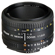 AF 50mm f/1.8D Lens - Open Box*