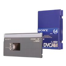 Sony DVCAM for HDV Tape