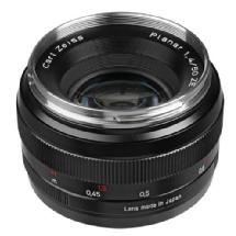 Zeiss Ikon 50mm f/1.4 Planar T* ZE Series Lens for Canon EOS Mount
