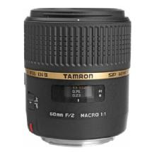 Tamron SP AF 60mm f/2.0 Di II Macro Lens - Canon Mount