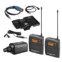 Sennheiser ew 100 ENG G3 Wireless Microphone System Combo - A (516-558 MHz)