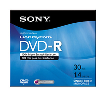 Sony DVD-R Recordable Media Disc