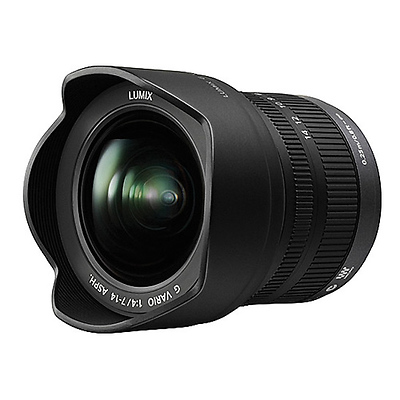 7-14mm f/4.0 Lumix G Vario Aspherical Lens Image 0