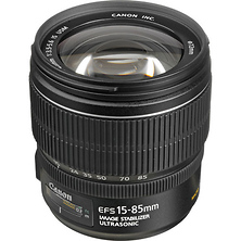 EF-S 15-85mm f/3.5-5.6 IS USM Lens Image 0