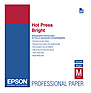 Hot Press Bright Smooth Matte Paper, 13 x 19in. - 25 Sheets