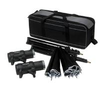 Profoto D1 500 Watt Second 2 Monolight Studio Kit