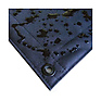 12x12 ft. Butterfly Overhead Fabric Double Scrim (Black)