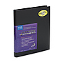 Art Profolio Advantage Presentation Display Book (9 x 12 In. Black)