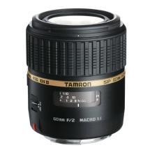 Tamron SP AF 60mm f/2.0 Di II Macro Lens - Nikon Mount