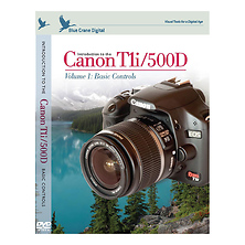 Introduction to the Canon EOS Digital Rebel T1i Training DVD (Volume 1 Basic Controls) Image 0