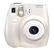 Instax Mini 7S Instant Film Camera (White)