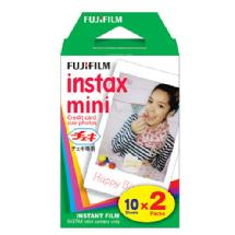 Fujifilm Instax Mini Instant Color Print Film (ISO800) (Twin Pack)