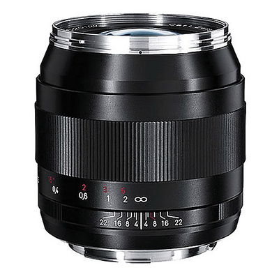 Ikon 28mm f/2.0 Distagon T* ZE Series Manual Focus Lens (Canon EOS-Mount) Image 0