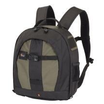 Lowepro Pro Runner 200 AW Backpack (Black / Pine Green)
