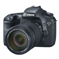 Canon | EOS 7D Digital SLR Camera with 18-135mm f/3.5-5.6 IS Lens | 3814B016 | canon 7d