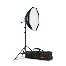 Photoflex OctoDome nxt Light Kit with 1/4 & 1/2 Stop Fabric